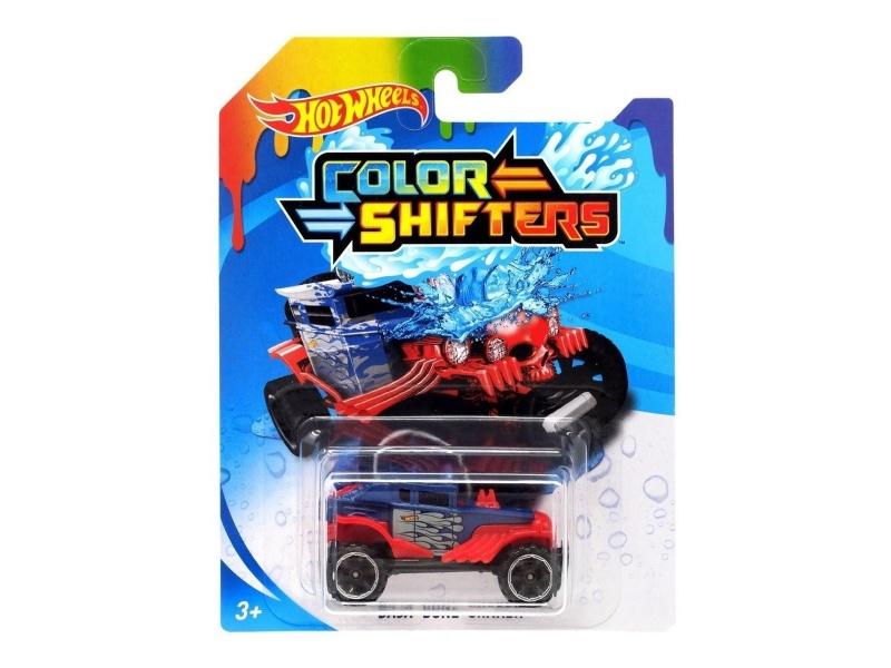 Hot Wheels - Color Shifters Bhr15-cfm28 (627ea-897ea-557ea)