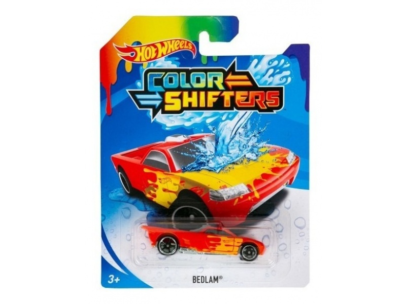 Hot Wheels - Color Shifters Bhr15-gbf23