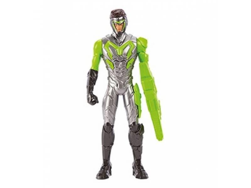 Max Steel - Figuras Básicas 15 Cm Dxn41-dxn46