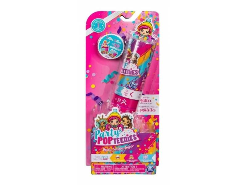 Party Popteenies - Pack Sorpresa Doble 46801