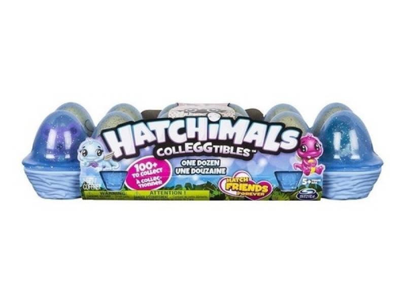 Hatchimals - Coleccionables X 12 - 19116