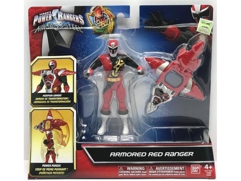 Power Rangers - Figura Con Acción 43580-43581