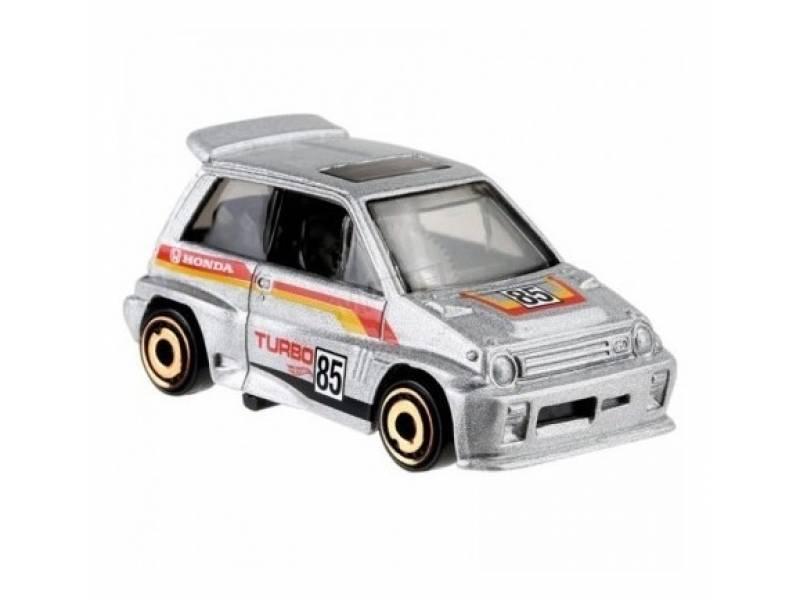 Hot Wheels - Vehículos - C4982 Honda City Turbo Ii 85